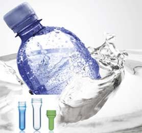 HCM PET Bottles