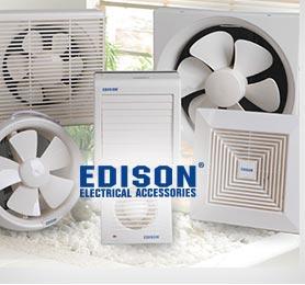 EDISON Exhaust Fans