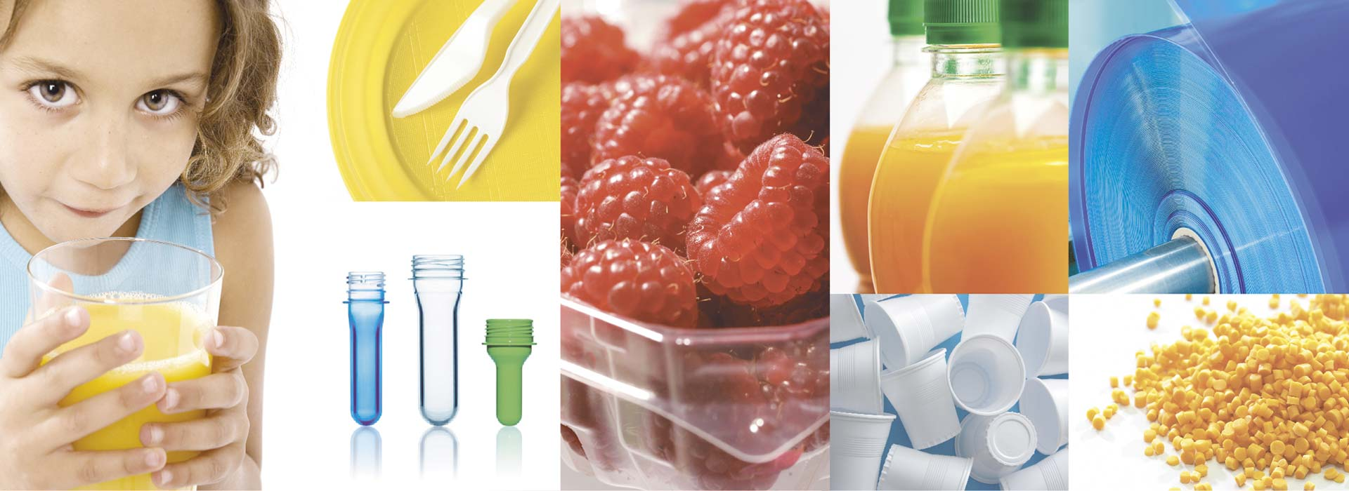 COMPREHENSIVE PACKAGING SOLUTIONS FOR INDUSTRIES